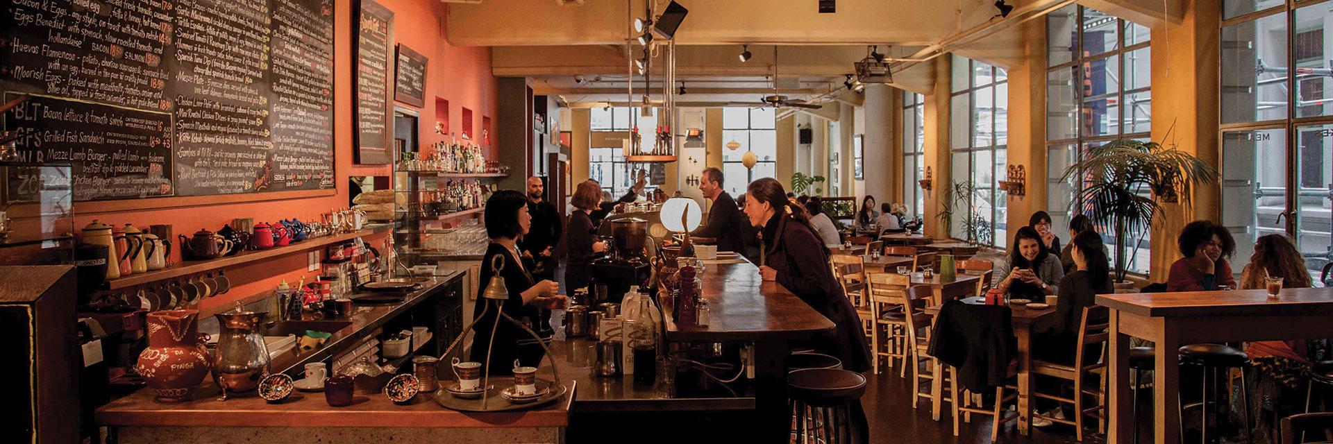 Mezze Bar Durham Lane Auckland Cbd